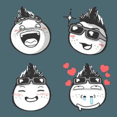 It's my style! Emoji so cute