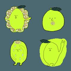 レモンちゃんの絵文字