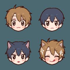 犬系男子と猫系男子