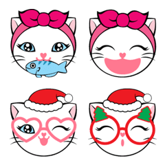 Meaw Ja Emoji