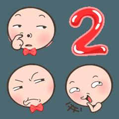 Stunt man Emoji so cute Vol.2