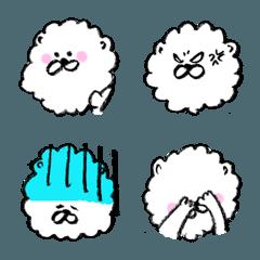 モフ犬 絵文字
