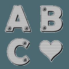 Stainless Plate Emoji