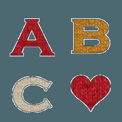 Knit Emoji