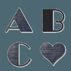 Denim Emoji(original)