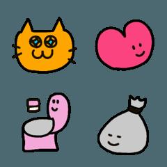 猫とシュール系