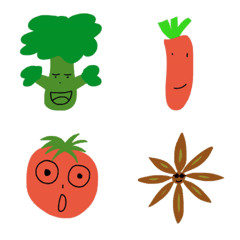 Vegetable expression