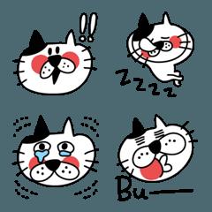 毎日にネコの絵文字01