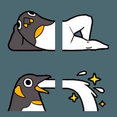 超高速ペンギン 絵文字