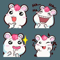 TA-NOO HAMSTER  Emoji so cute