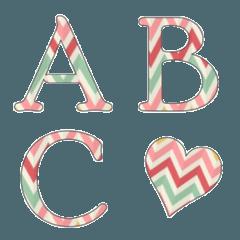 Candy Pattern Emoji