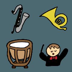 楽器の絵文字