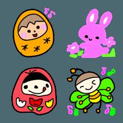 Fun cute Emoji