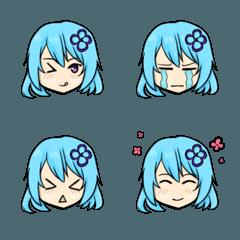 Icy emoji