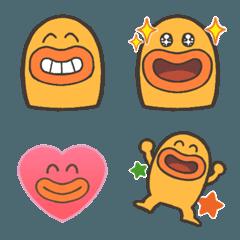 たらこちゃん(裸妖怪)の絵文字