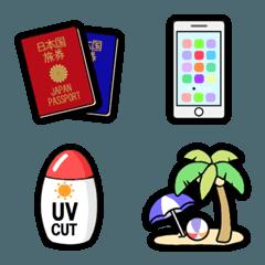 海外旅行で使える絵文字