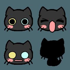 くろいこねこ(黒猫)