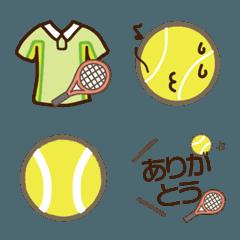 テニス*便利な絵文字