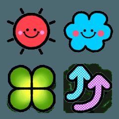 アトリエHJ -ひたすら使える可愛い絵文字