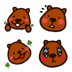 【クアッカワラビー】世界一幸せな動物!