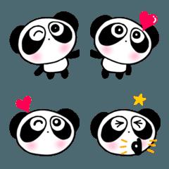 ぱんだのぴ〜ちゃん♪パンダ絵文字
