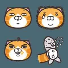 Lan Lan Cat Emoji 1