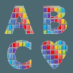 Color Tile Emoji