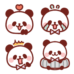メルヘンちびパンダ