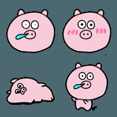 小豚のとぅんたん 絵文字