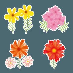 みんなのお花