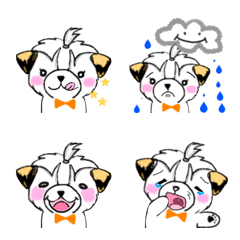 ニコ★犬★絵文字