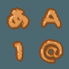 パン絵文字