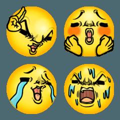 心の叫び!絵文字 5