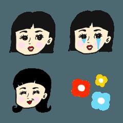 昭和をこよなく愛する絵文字♡pocaママ