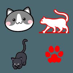 ネコ好き 絵文字