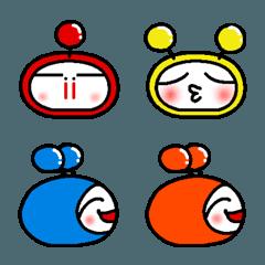 おとぼけ虫絵文字3!