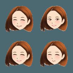 Happy Kaho's Emoji