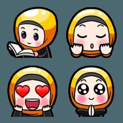 Anisa Hijaber Emoji
