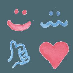 Emoji WaterPaint