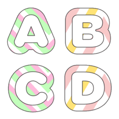 Candy Emoji(original)