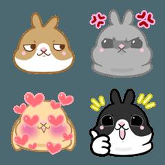 Love Bunny Happy Day