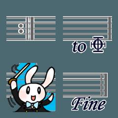 まじ☆楽譜作成8 五線紙セット