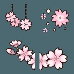 桜満開!絵文字