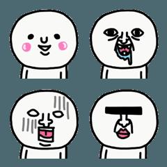 大切な毎日に♡超使える変顔の絵文字☆☆