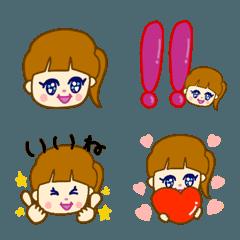 ピンク大好きキラキラガール♡pocaママ