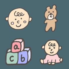 Baby絵文字