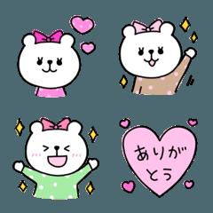 くまのKUMAKO☆絵文字2
