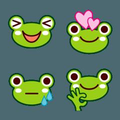 カエルの絵文字
