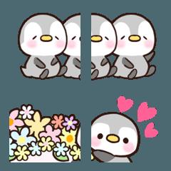 チビかわ♡ペンギン絵文字2