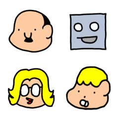 Funny Funny English Emoji